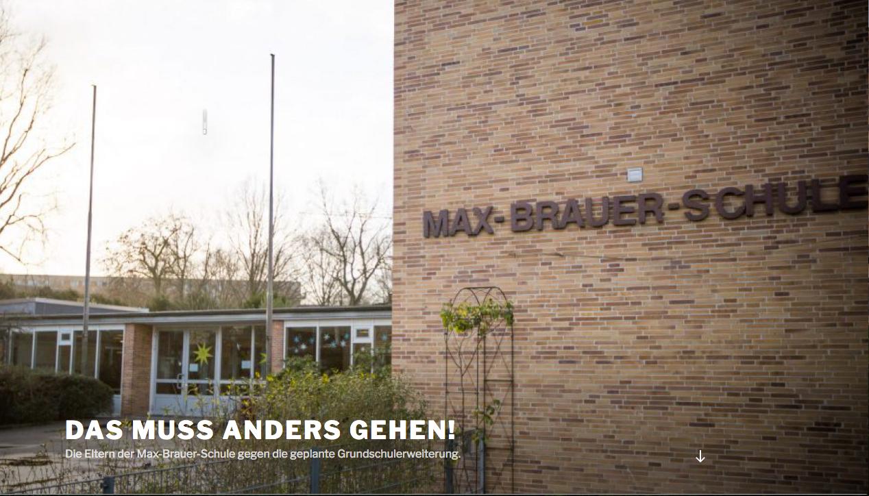 Max Brauer Schule